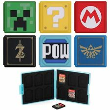 Travel Game Card Storage Case Holder Cartridge Box for Nintendo Switch Games UK