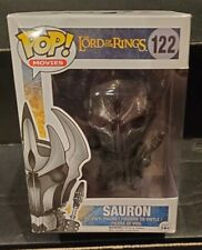 Rare Vaulted The Lord of the Rings Sauron Funko Pop Figure