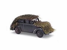 Busch 41104 Opel Olympia mit Tarnnetz Baujahr 1938 1:87 Neu