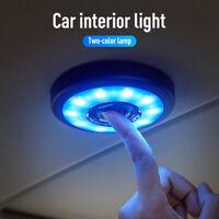 Car Interior LED Reading Light Auto USB Charging Ceiling Light Interior Lamp AQ