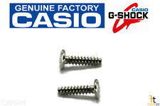 CASIO G-5500 G-Shock Case Back SCREW G-5600 G-600 G-601 (QTY 2 SCREWS)
