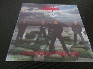 THE STRANGLERS - NORFOLK COAST. 2003 PROMO ELECTRONIC PRESS KIT CD ALBUM
