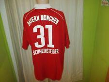 FC Bayern München Original Adidas Trikot 2005/06 + Nr.31 Schweinsteiger Gr.XL