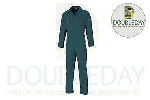 "*SHOP SOILED* Dickies Redhawk Lincoln Green Overall 36"" Chest 30"" Leg WD4819"