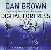 Digital Fortress by Dan Brown (2004, CD, Abridged) Expertly Refurbished Product