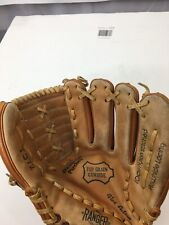 Vintage Ranger T379 Professional Model Baseball Glove Top Grain Steer Hide