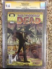 The Walking Dead #1 First print! CGC SS 9.6 Image Comics.