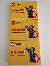 RARE! LEGO 2017 Shanghai  Disneytown 1th Anniversary ltd 333 sets of Minifigures