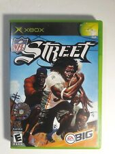 NFL Street (Microsoft Xbox, 2004) Cleaned Tested