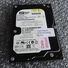320gb Western Digital WD Caviar SE wd3200jd-00klb0 SATA disco duro (D2)