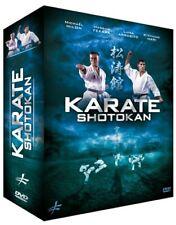 3 Shotokan Karate DVDs Geschenk-Set