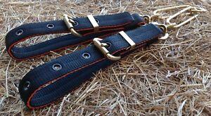 """CO5  Webbing Dog Collar Couples 1"""" wide 10""""-16"""" Terrier/Lurcher/Hound/Gundog"""