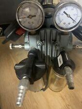 Gast Vacuum Air Pump With Ge Motor 5kh33dn16hx