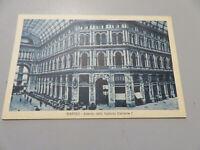 Carte Postale Période Vintage Napoli Galleria Umberto I° Never Shipped Tôt 1900