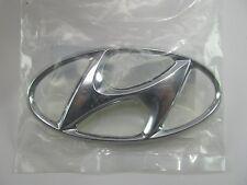 New Oem Trunk Lid *H* Logo Emblem For Hyundai Elantra Sonata 8634139000