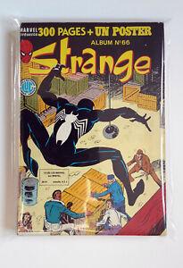 Vintage Marvel's STRANGE Comics Album #66 (1986) | LUG French Edition 197-199