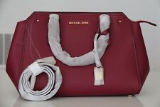 100% Authentic Michael Kors Wonen Handbags Mulberry Large Satchel