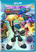 MIGHTY NO 9 (NINTENDO WII U) Mint Same Day Dispatch 1st Class Delivery Free