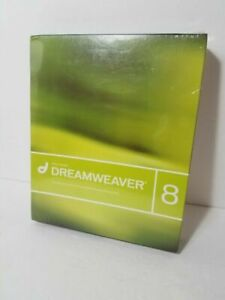 Adobe Dreamweaver® 8 (1 User/s) - Full Version for Mac, Windows 38000724