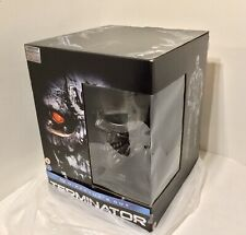 Terminator Salvation T600 Skull.  Bluray Big Box Lim Ed Set