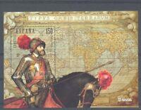 2000 HB 500 AÑOS NACIMIENTO CARLOS V EDIFIL 3699 ** MNH CABALLO HORSE    TC11083