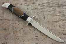"Handforged steel 95x18 RUSSIAN WW2 COMBAT MILITARY SCOUT KNIFE ""FINKA Z "" NKVD"