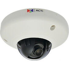 ACTi E93 5MP Indoor Mini Dome with Basic WDR, Fixed Lens