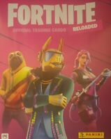 PANINI FORTNITE RELOADED 2020 TRADING CARDS RARITY CARDS 1- 190