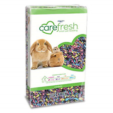New listing Carefresh Complete Pet Bedding Blue 10 L Rabbit Rat Hamster Small Animals White