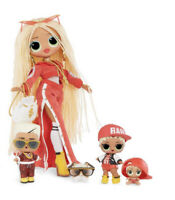 New 2020 LOL Surprise SWAG Family OMG Doll And Family Exclusive LOL OMG Doll Set