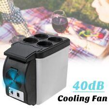 New listing Portable 12V Car Fridge Cooler/Warmer Travel Refrigerator Electric Truck Freezer