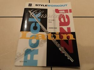 style workout for Flute