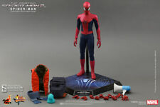Hot Toys MMS 244 The Amazing Spider Man 2 1/6 scale figure  MINT CONDITION!