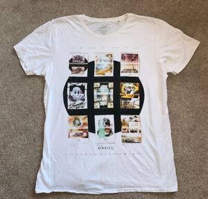 "O'Neill Mens ""Art Exhibit"" T-Shirt - size Small"