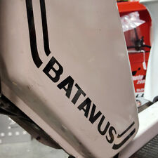 NEW Reproduction Batavus Starflite moped tank decal set vinyl sticker two stroke
