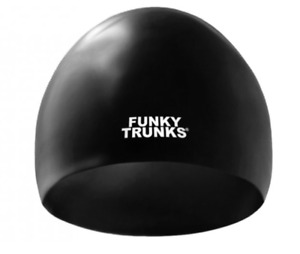 Funky Trunks Dome Racing Silicone Cap