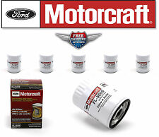Set of 6 pcs Motorcraft FL-500S Engine Oil Filter