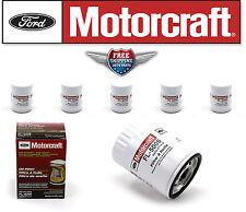 Set of 6 pcs Motorcraft FL-500S Engine Oil Filter