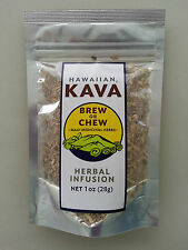 Hawaiian Kava Brew or Chew (1oz)by Maui Medicinal Herbs