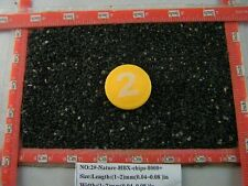 3500+ Black Tourmaline Quartz Crystal Stone Mini Chips Deflects negative Healing