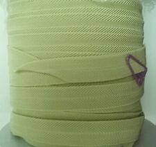 Foldover Elastic 5/8 Chartreuse Yellow GREEN Chevron 5 yds. Baby Headbands