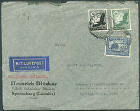 GERMANY TO ARGENTINA Cover 1938 VF