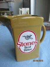 """Wade Pub Water Jug : """"Stones Best Bitter"""""""