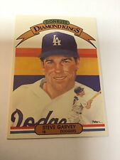 1982 Donruss Diamond Kings Steve Garvey #3 Los Angeles Dodgers Baseball