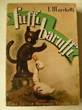 FUFFI BARUFFI, Marchetti FUFFI BARUFFI, libri per bambini, italiana libri per bambini
