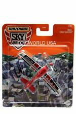 2021 Matchbox Sky Busters #1 MBX Crop Duster