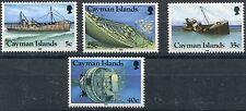 cayman island 1985 naufragi di navi 551-4 MHN