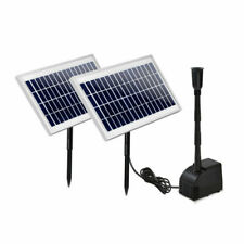 Gardeon FOUNT-POND-B-200-1200 110W Water Solar Pond Pump Kit