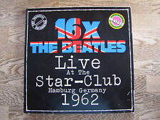 """LP-The Beatles-Live at the Star-Club di Amburgo GERMANY 1962 """"perfetto!"""""""