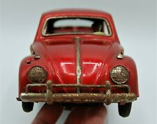 1960s Bandai Vw Volkswagon Beetle Sedan Parts Rare Driver Battery Lightup Engine